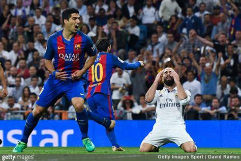 kit jugadores de ftbol bara vs madrid 10p el clasico lionel messi scores 500th barcelona goal to