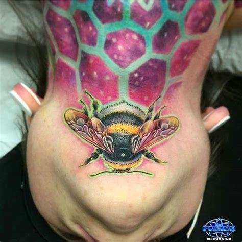 tattoo neck piece neck sleeve rad neck piece by sam ford tattoos using