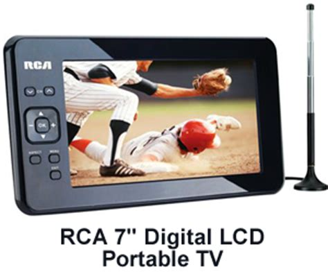 Flat Screen Tv Sweepstakes - rca 7 quot digital lcd portable tv sweepstakes kudosz sweepstakes