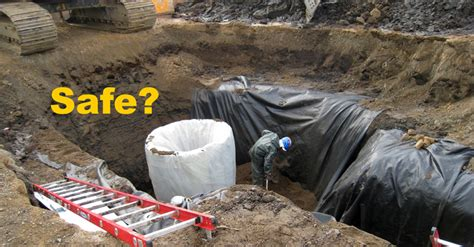 excavation benching trench and excavation hazards the safety brief