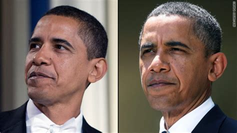 obama has aged a lot since his first white house obama before and after his first term pics