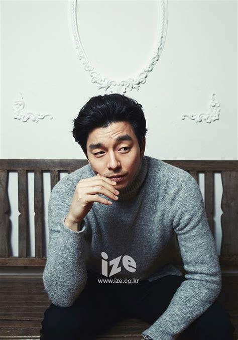 film terbaik gong yoo foto gong yoo di majalah ize edisi januari 2014 foto 71