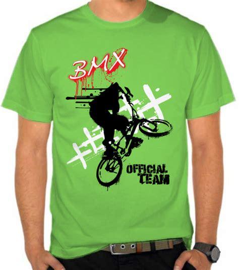 Kaos Bmx 1 jual kaos bmx riders sepeda bmx satubaju
