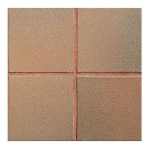 daltile quarry adobe flash 6 in x 6 in ceramic floor and
