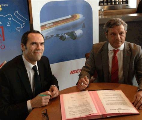 chambre de commerce espagnole iberia partenaire privil 233 gi 233 e de la chambre de commerce