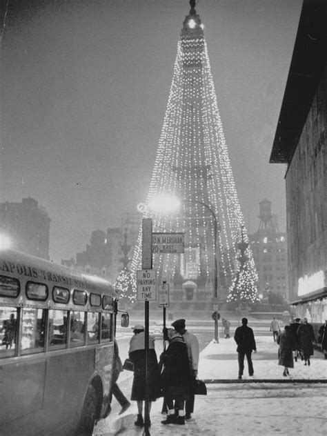 christmas tree lighting indianapolis how the world s tallest tree came to be