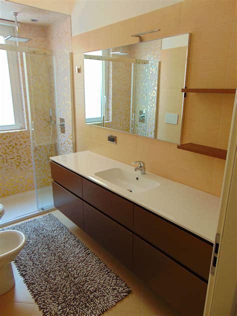 piatto doccia doppio bagno padronale doccia con doppio soffione geometra