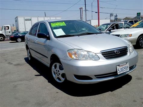 used toyota corolla for sale by owner 2005 toyota corolla for sale by owner in los angeles ca 90103