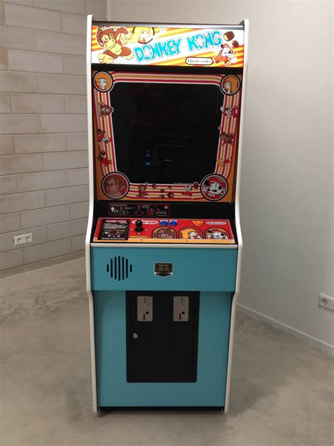 building a mame cabinet building a donkey kong arcade cabinet