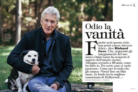 La Vanité by Richard Gere 171 Odio La Vanit 224 187 Grazia It