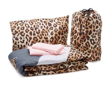 cheetah print twin comforter victorias secret pink leopard print bed in a bag comforter