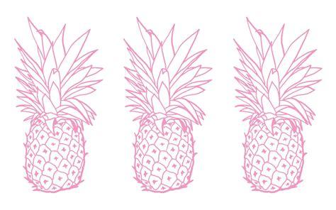 wallpaper pineapple pink pink white pineapples desktop wallpaper background color