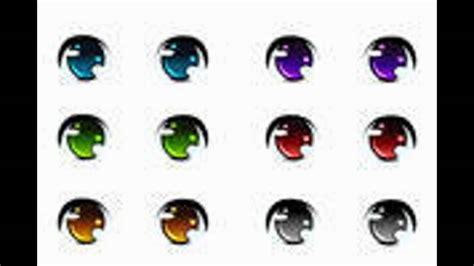 imagenes ojos anime kawaii ojos anime