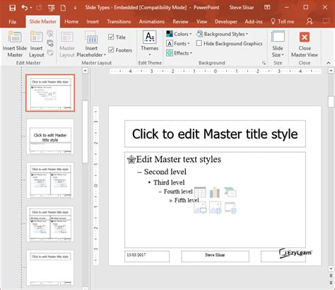 microsoft powerpoint tutorial advanced microsoft powerpoint advanced course ezylearnonline