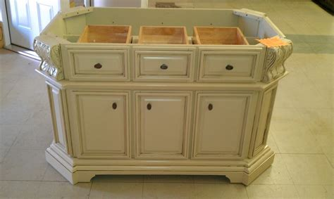 antique white kitchen island islands