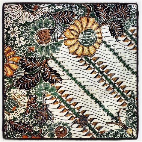 batik pattern collection parang wenang buketan batik from yogyakarta indonesia