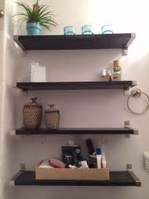 Shelves For Small Bathroom Small Bathroom Solutions Ikea Shelves Bathroom