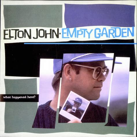 elton john empty garden elton john empty garden 105489 mike s daily jukebox mike