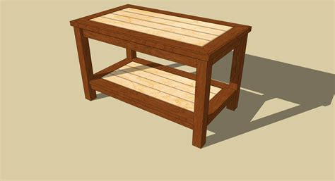 plans   wooden computer desk small coffee table