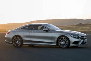2015 Mercedes S Class Sedan 2015 Mercedes S Class Coupe Look Photo Gallery