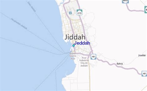 jidda map jeddah tide station location guide
