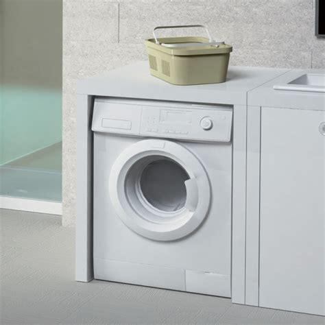 mobile porta lavatrice mobile lavanderia trend porta lavatrice aperto