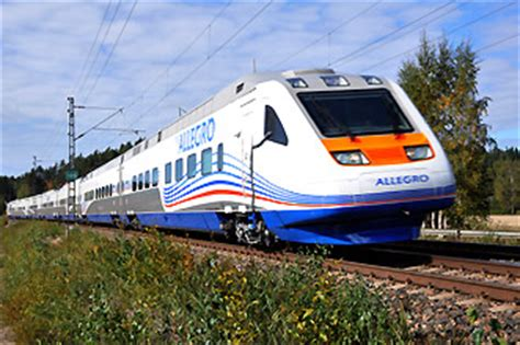 Trains from Helsinki to St Petersburg & Moscow   Times