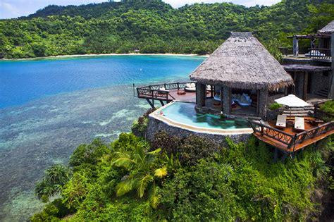 Island Resort Laucala Island Resort Hotels In Heaven The Most