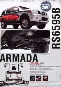 Nissan Armada Lift Kit 2005 Nissan Armada Lift Kits