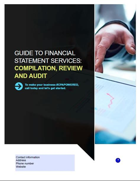 comparative overview    difference   financial statement preparation