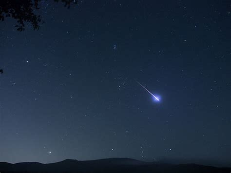 Shower Tonight by Sky The Perseid Meteor Shower At Its Best