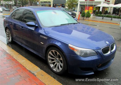 bmw m5 spotted in boston massachusetts on 10 10 2012