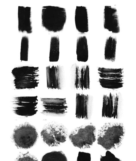 chinese pattern brush photoshop 29 ink brushes for traditional chinese painting chinese