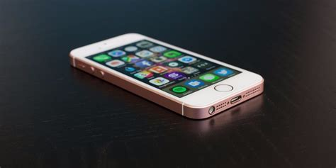 I Phone Second Second Generation Iphone Se Coming In Early 2018 Report