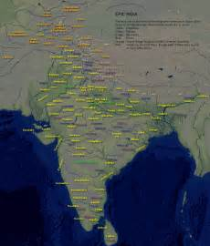 Map Of Ancient India by Portfolio Of Jijith Nadumuri Ravi July 2014