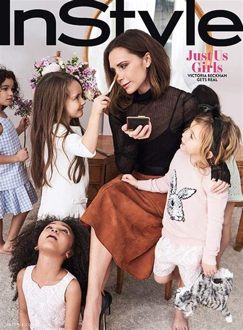 In Style New Magazine Targeting Late by Beckham Reveals Inspired New