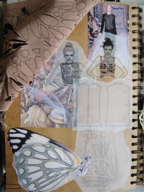 fashion design inspiration ideas key inspirational sketchbook pages fashion sketchbook