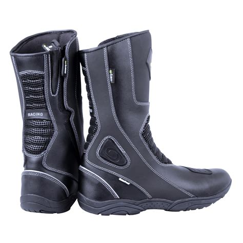 leather moto boots leather moto boots w tec wurben nf 6050 insportline