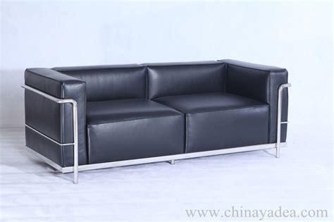corbusier lc3 sofa le corbusier lc3 sofa le corbusier sofas replica cassina