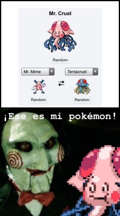 Pokemon Memes En Espaã Ol - memes en espa 241 ol el pok 233 mon de saw memesdivertidos