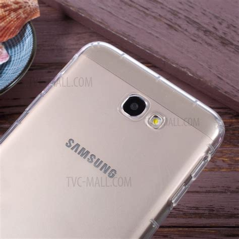 Samsung Galaxy On7 On 7 Ory Soft Casing Cover Anti drop proof clear tpu mobile phone for samsung galaxy