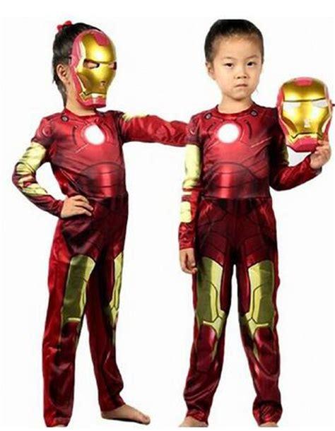 iron man boy costume ironman superhero kids