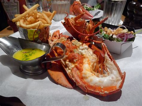 and burger image gallery lobsters and burgers