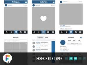 instagram the most complete ui kit you always wanted