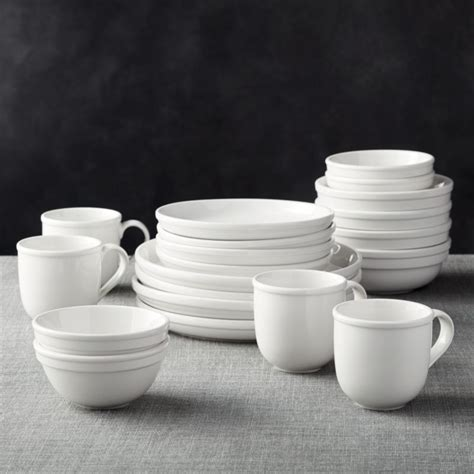 cafeware ii dinnerware crate  barrel