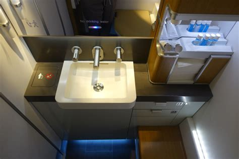 Design Bathroom by Review Lufthansa First Class On A330 A340 A380 And 747 8