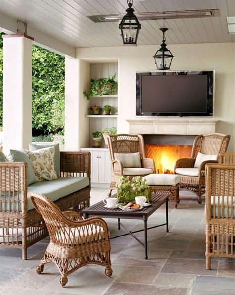 muebles para terrazas exteriores salas para decorar terrazas