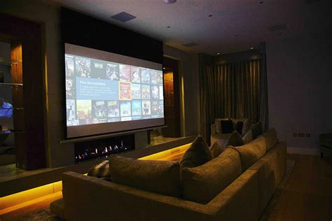 home cinema decorating ideas cozy home theater room design ideas for your home