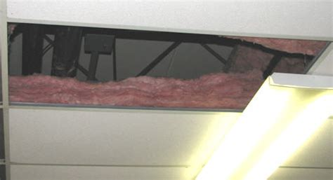 Insulation Above Ceiling Tiles by Insulation Roof Naturalgasefficiency Org
