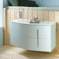commode blanc laqu 233 2 tiroirs sanijura commode salle de bain